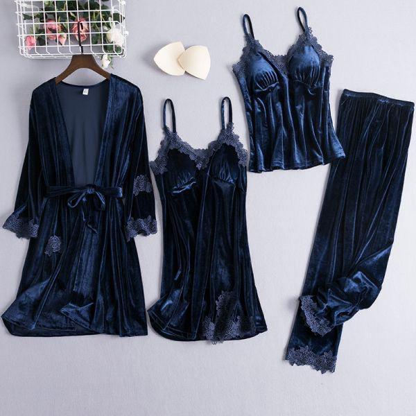 Pijama Catifea (2)