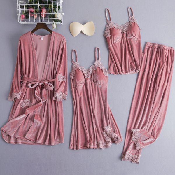 Pijama Catifea